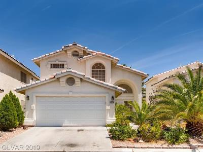 Las Vegas Single Family Home For Sale: 4574 Heavenly Love Way