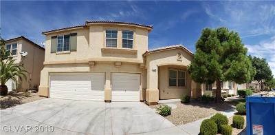 Las Vegas Single Family Home For Sale: 7446 Wagonwheel Ranch Way