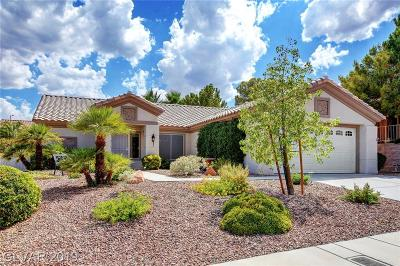 Las Vegas Single Family Home For Sale: 10321 Georgetown Place