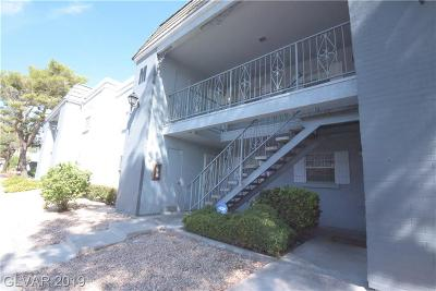 Las Vegas Condo/Townhouse For Sale: 3823 Maryland #M9