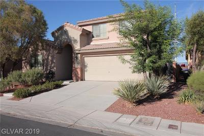 North Las Vegas Single Family Home For Sale: 8012 Slate Falls Street