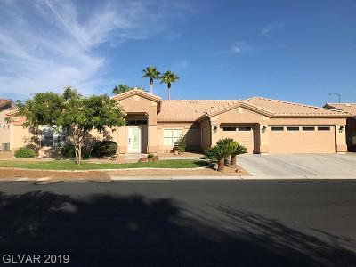 Single Family Home For Sale: 7241 Chaparral Cove Lane