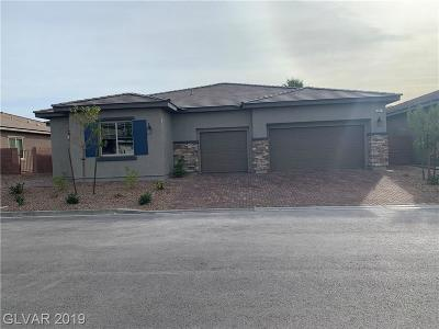 Las Vegas NV Single Family Home For Sale: $499,990
