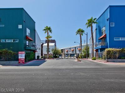 Las Vegas NV Condo/Townhouse For Sale: $354,900
