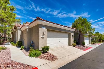 Las Vegas Condo/Townhouse Under Contract - No Show: 1944 Summer Palm Place #101