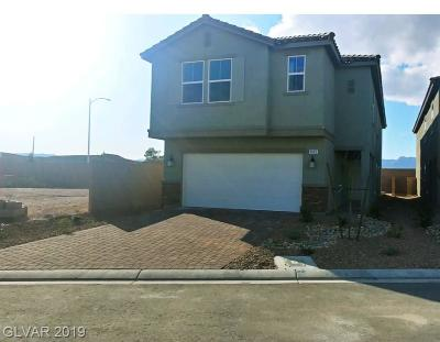 Las Vegas NV Single Family Home For Sale: $371,931