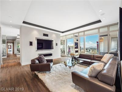 Resort Condo At Luxury Buildin High Rise For Sale: 3750 Las Vegas Boulevard #3108