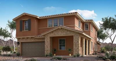 Henderson NV Single Family Home Under Contract - No Show: $445,486