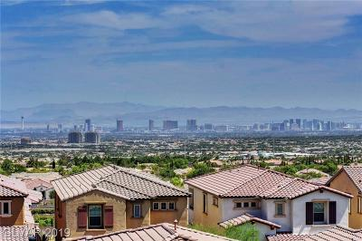 Las Vegas Condo/Townhouse For Sale: 100 Alamere Falls Drive