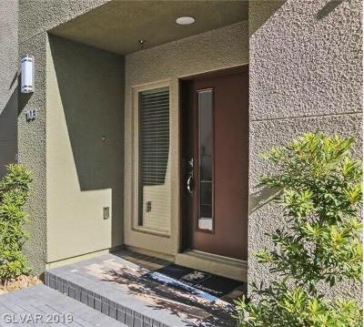 Las Vegas NV Condo/Townhouse For Sale: $400,075