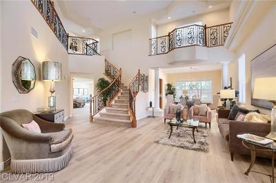 Las Vegas NV Single Family Home For Sale: $539,888