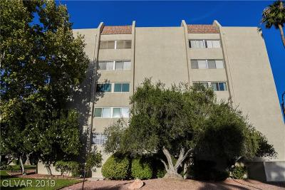 Las Vegas Condo/Townhouse Under Contract - No Show: 745 Royal Crest Circle #126