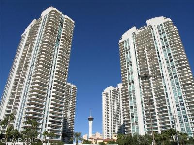 Panorama Towers 1, Panorama Towers 2, Turnberry Towers At Paradise, Turnberry Towers At Paradise R, Turnberry Place Amd, Turnberry Place Phase 2, Turnberry Place Phase 3 Amd, Turnberry Place Phase 4, Regency Towers Amd, One Queensridge Place Phase 1, Mira Villa Condo-Unit 1, Signature At Mgm, Mantova-Phase 1, Mantova-Phase 2, Sky Las Vegas, Allure Condo High Rise Under Contract - No Show: 2747 Paradise Road #2501