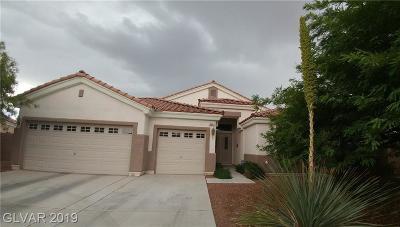 Blue Diamond, Boulder City, Henderson, Las Vegas, North Las Vegas, Pahrump Single Family Home For Sale: 8653 Wildcat Canyon Avenue