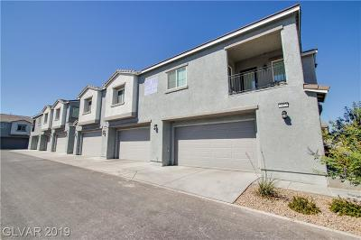 North Las Vegas NV Condo/Townhouse For Sale: $248,700
