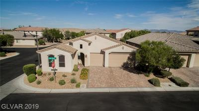 Las Vegas NV Single Family Home Under Contract - Show: $489,900