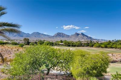 Las Vegas, Henderson Single Family Home For Sale: 10300 Summit Canyon Drive
