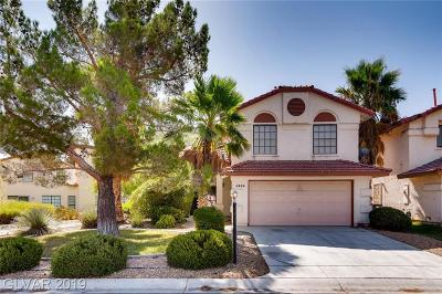 Single Family Home For Sale: 4836 Friar Lane