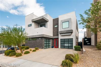 Henderson Single Family Home For Sale: 216 Cromarty Street