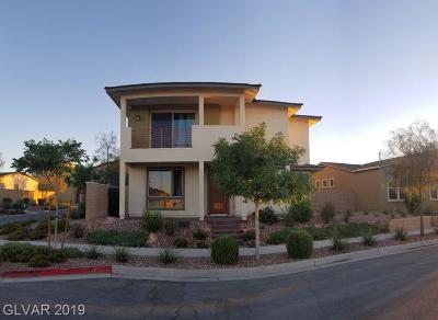 Single Family Home For Sale: 1051 Vibrance Drive