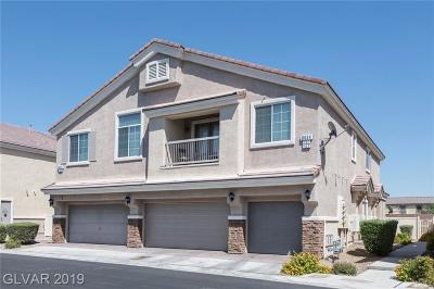 North Las Vegas Condo/Townhouse Under Contract - No Show: 6044 Towboat Street #101