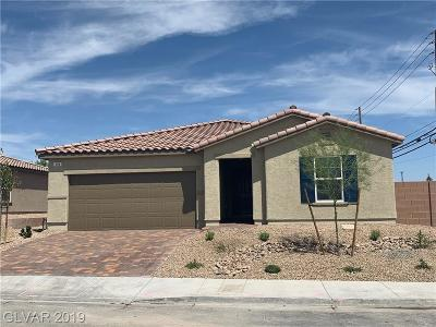 North Las Vegas NV Single Family Home For Sale: $262,980