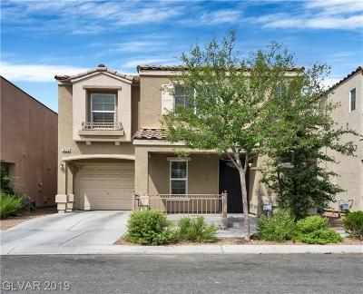 Clark County Single Family Home For Sale: 7625 Interlace Street
