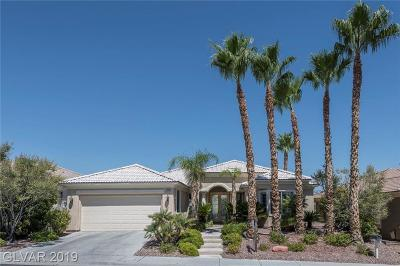 Single Family Home For Sale: 10488 Abisso Drive