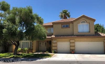 Las Vegas Single Family Home Under Contract - Show: 7609 Delaware Bay Drive