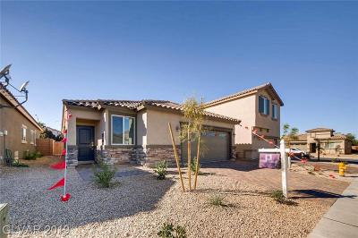 Las Vegas NV Single Family Home For Sale: $321,888