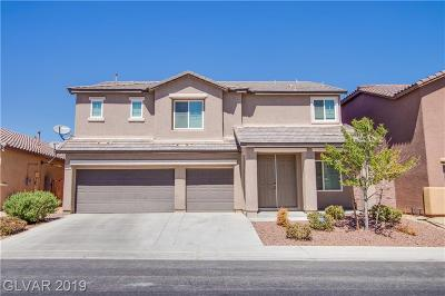 North Las Vegas NV Single Family Home For Sale: $349,000