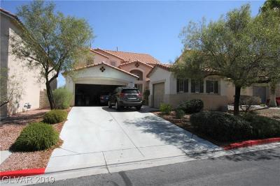 Single Family Home Under Contract - No Show: 1540 Sabatini Drive