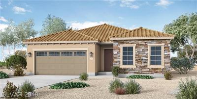 Henderson Single Family Home For Sale: 307 Cadence Vista Drive #Lot 36