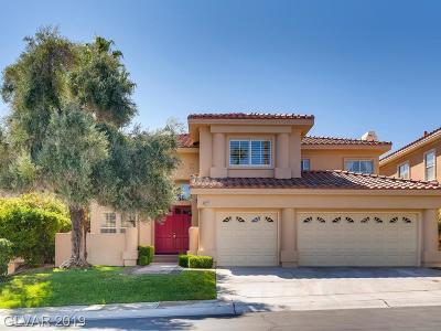 Single Family Home For Sale: 8221 Taos Paseo Avenue