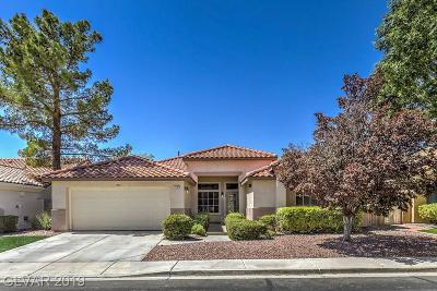 Single Family Home Under Contract - No Show: 1487 Cilento Court
