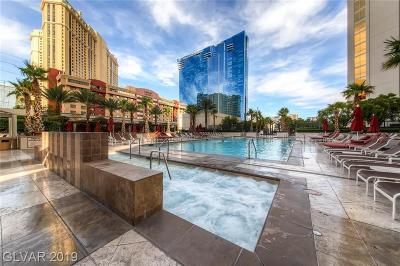 Las Vegas, North Las Vegas High Rise For Sale: 135 Harmon Avenue #1420