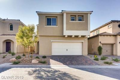 Las Vegas NV Single Family Home For Sale: $364,783
