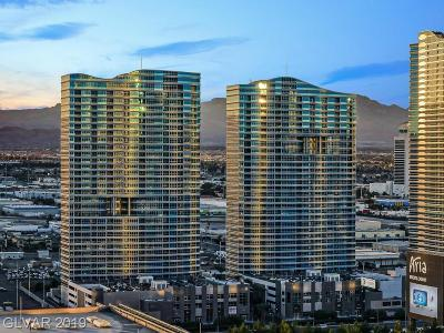 Las Vegas, North Las Vegas High Rise For Sale: 4525 Dean Martin Drive #1210