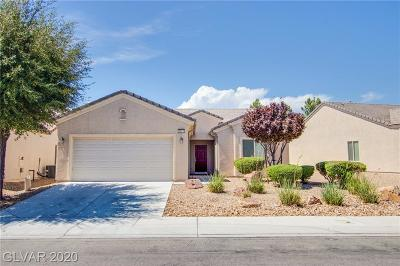 North Las Vegas Single Family Home For Sale: 7817 Pine Warbler Way