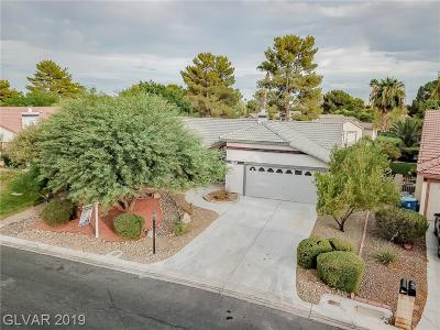 Las Vegas Single Family Home For Sale: 5705 Sovereign Way