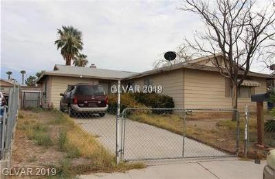 Single Family Home For Sale: 5059 Carmel Avenue
