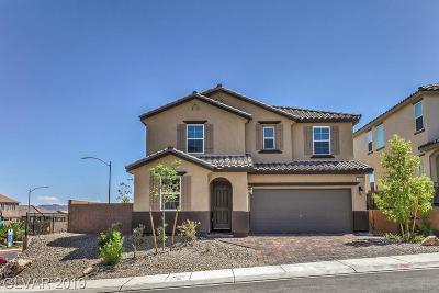 Henderson Single Family Home For Sale: 1056 Upper Springs Street