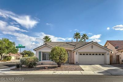 Single Family Home For Sale: 7801 High Stream