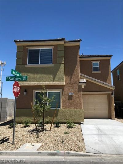 Las Vegas NV Single Family Home For Sale: $199,990
