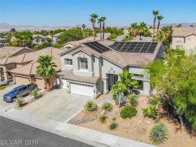 Henderson Single Family Home For Sale: 94 Shepherd Mesa Court
