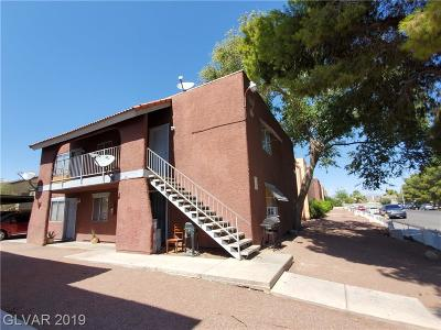 Henderson, Las Vegas Multi Family Home For Sale: 608 Triest Court