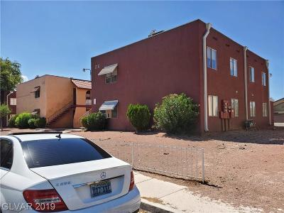 Henderson, Las Vegas Multi Family Home For Sale: 616 Triest Court