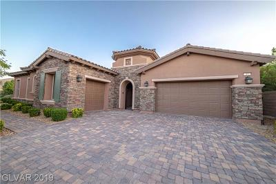 Single Family Home For Sale: 47 Grand Masters Drive