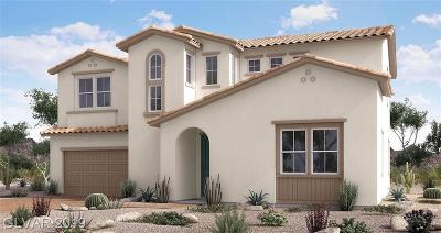Las Vegas NV Single Family Home For Sale: $390,547