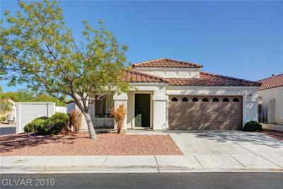 Single Family Home For Sale: 268 Spring Palms Street